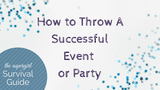 "a guide on how to throw a successful party Surprise parties aren't always an expensive ordeal either here's your quick guide on ""how to throw a successful surprise party ."