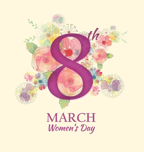March 8 Womens Day
