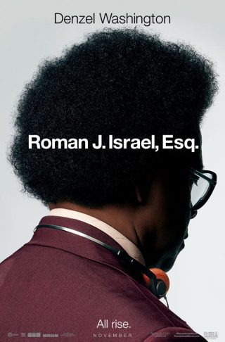 Image Source: Official Roman J. Israel, Esq. Facebook Page