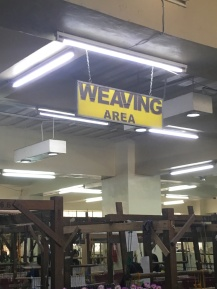 Weaving Area, Easter Weaving Room