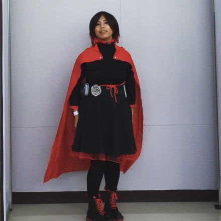 The Aspergirl as Ruby Rose